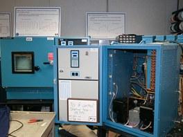 Stanoviště pro výzkum metalických sloučenin