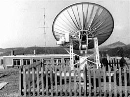 Ionosférická observatoř v Panské Vsi
