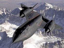 Nejvýkonnější průzkumný letoun SR-71, jeho vyřazení je dodnes řadou lidí