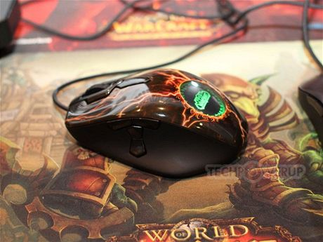 My� SteelSeries World of Warcraft