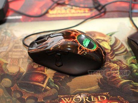 Myš SteelSeries World of Warcraft