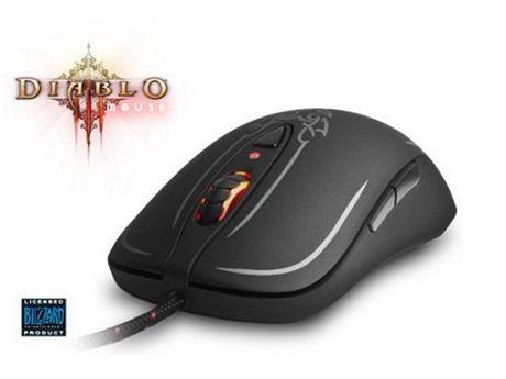 Myš SteelSeries Diablo III