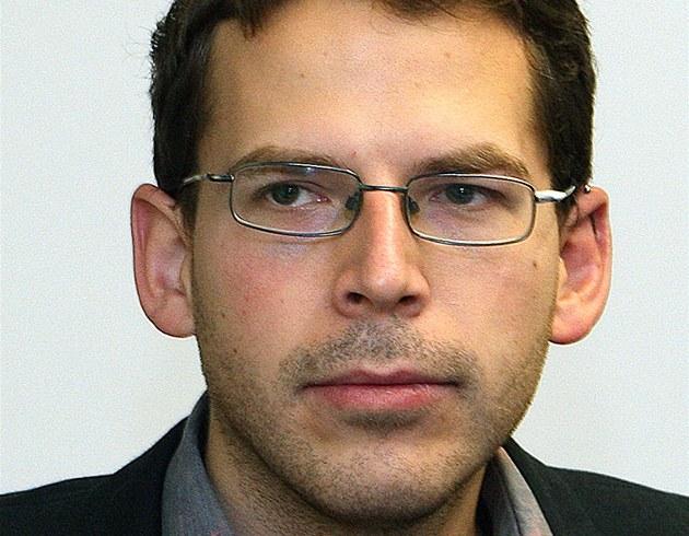 Ekologický aktivista Martin Hyťha