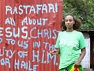 Rastafariánství je o Ježíši Kristu, který nám byl odhalen v osobě císaře...