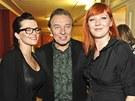 Marta Jandová, Karel Gott a Debbie