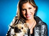 �ivava se svou majitelkou na mezin�rodn� v�stav� ps� v Let�anech. Ilustra�n� foto