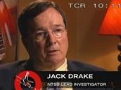 Hlavní vyšetřovatel nehody letu Northwest Airlines 255 Jack Drake