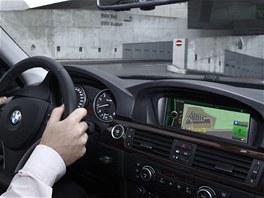 Mikronavigace BMW