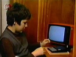 František Fuka v roce 1982