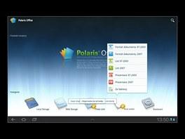 Displej tabletu Samsung Galaxy Tab 8.9