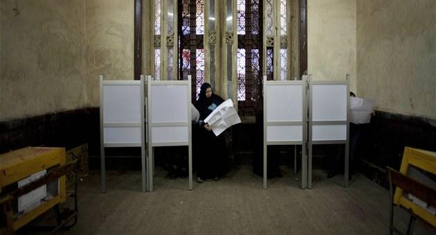 Volby v Egyptě (28. listopadu 2011)