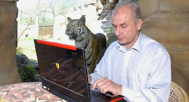 Ředitel brněnské zoologické zahrady Martin Hovorka musí po pěti letech v čele