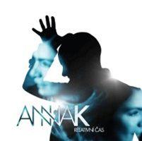 Anna K.: Relativní čas (obal alba)
