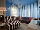 Odpočivná zóna v novém obývacím pokoji