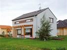 V Čechách se pro zateplení rodinných domů používá nejčastěji klasicky omítnutý