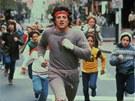Sylvester Stallone jako Rocky Balboa ve filmu Rocky (1976)