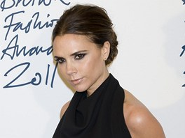 Ocen�n� si z British Fashion Awards odnesla i Victoria Beckhamov�.