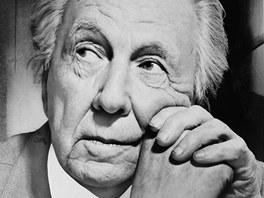Americký architekt Frank Lloyd Wright navrhl přes tisíc staveb, pět set z nich