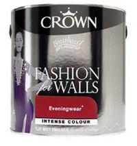 Vinylové barvy od Crown Paints – řešení každého interiéru2