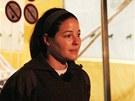 Nadšená španělská ošetřovatelka Lucia