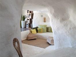 Tvůrci se inspirovali architekturou tradičních marockých domů, ve kterých se