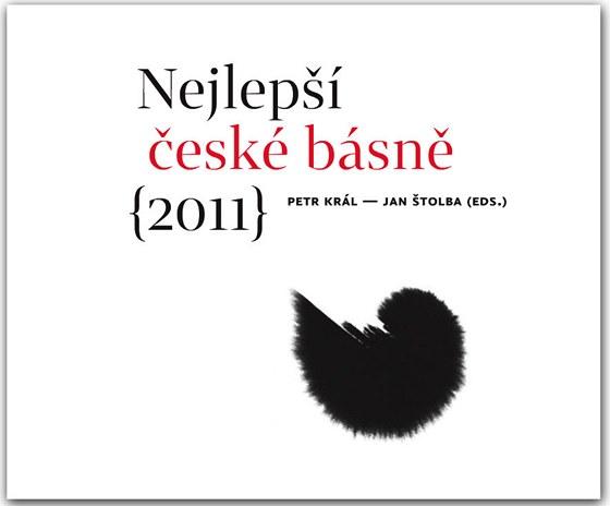 Tituln� strana svazku Nejlep�� �esk� b�sn� (2011)