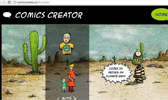 Comicscreator.cz
