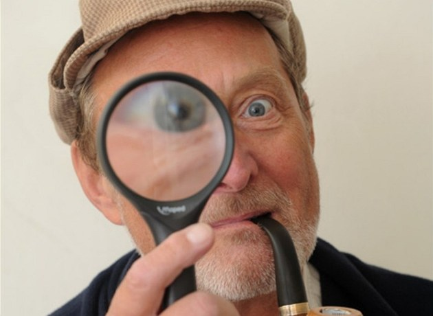 Ladislav Frej načítá detektivky