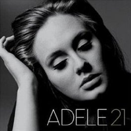 Adele - 21 (obal alba)
