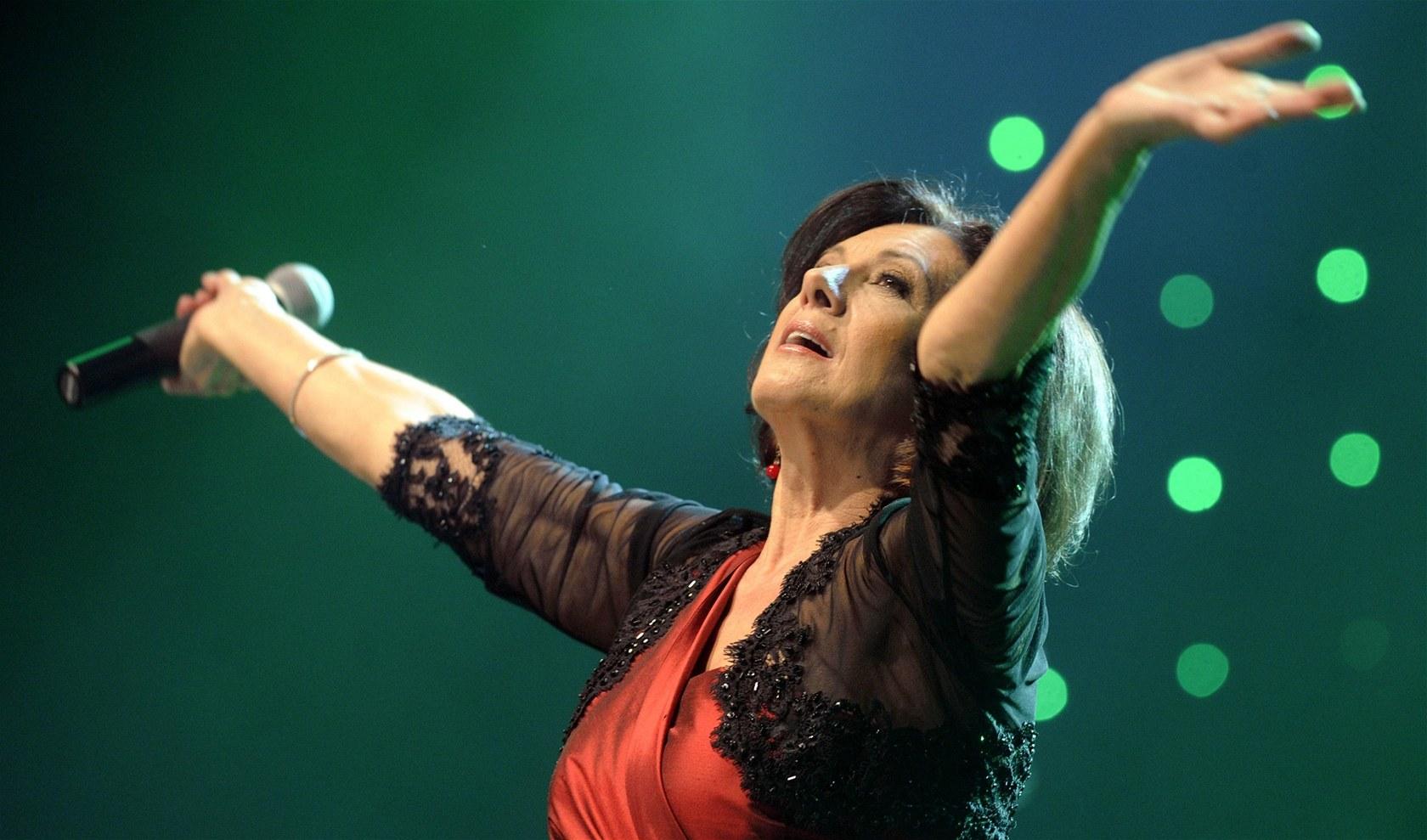 Marie Rottrová, 8. 12. 2011, Tesla Arena