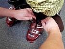 Nejdůležitější je velikost boty - především nesmí být moc velká