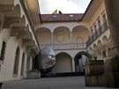 Dům pánů z Kunštátu a jeho galerie. Hrozí mu zavření.