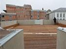 Domov pro seniory Stříbrné terasy v centru Jihlavy