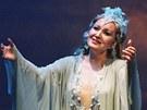 Z opery Rusalka: Eva Urbanová v titulní roli