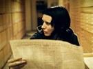 Z filmu Girl with the Dragon Tattoo (Muži, kteří nenávidí ženy) Davida Finchera