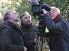 Pořad KiWi Junior režíruje Ondřej Kepka, známý jako Honzík z Arabely