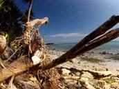 Divoká pláž Soliman Bay -3 km od našich pozemků