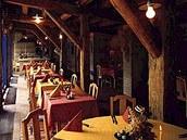 Restaurace Hliněná bašta v Průhonicích