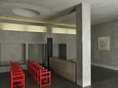 Interier Galerie Benedikta Rejta