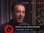 Cestující z Airbusu A320 společnosti Air Inter, který ztroskotal 20. ledna