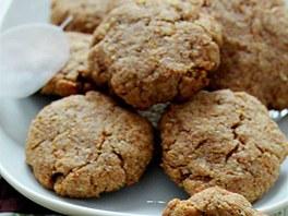 Zázvorkové sušenky.