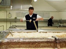 Milan Morávek - výrobní ředitel pivovaru Rychtář Hlinsko