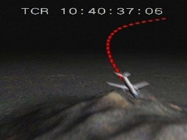 Simulace nárazu letu Airbusu A320 společnosti Air Inter, který ztroskotal 20.