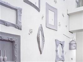 Stěna se stala součástí nového fitness centra Illoiha, které stojí v luxusní