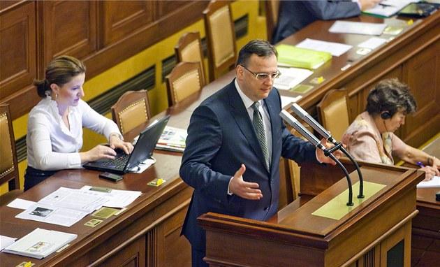 Sn�movna schválila kone�nou podobu státního rozpo�tu na p�í�tí rok. Schválený