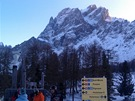 Sextenské Dolomity, Rotwand