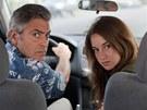 Z filmu Děti moje s Georgem Clooneyem