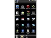 Obrazovky HTC EVO 3D
