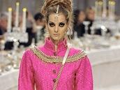 Denisa Dvo��kov� se jako jedna z m�la �esk�ch modelek skute�n� prosadila ve