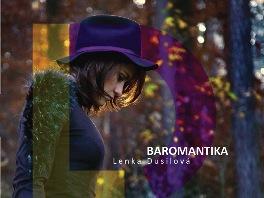 Lenka Dusilová: Baromantika (obal alba)